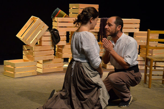 Teatre i Literatura Espectacle de teatre