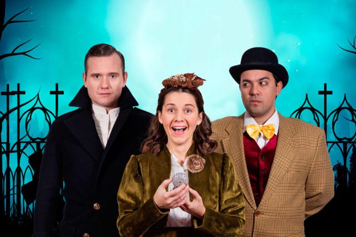 Blue Mango Espectacle de teatre en anglès