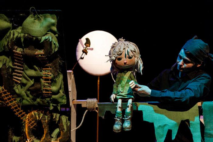 Adéu Peter Pan teatre infantil