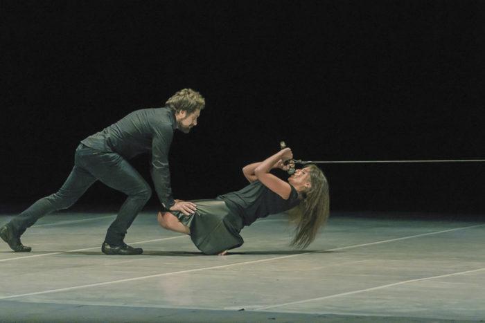 Best of you Cia. La Intrusa Danza Espectacle de dansa contemporània
