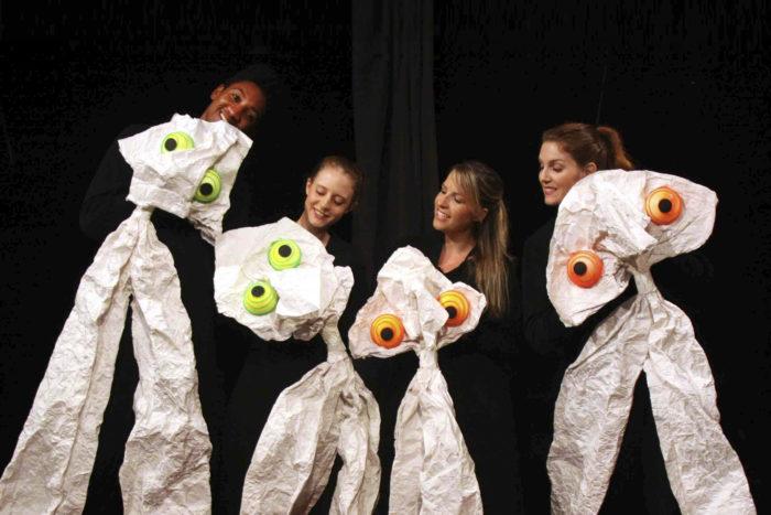 Mobilus Cia. Teatre Addaura Teatre Visual