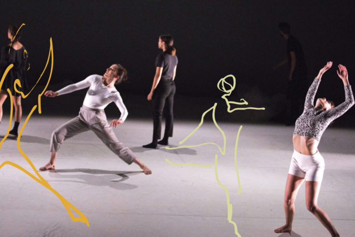 Premi de Dansa IT Cia. Institut del Teatre Espectacle de dansa contemporània