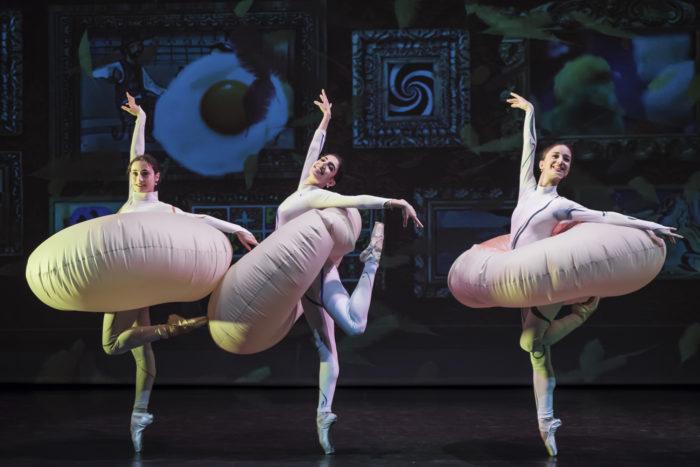 Quadres d'una exposició Centre de Dansa de Catalunya