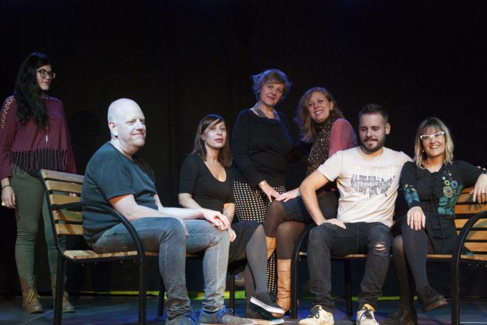 Adulterios Cia Gats Espectacle de teatre
