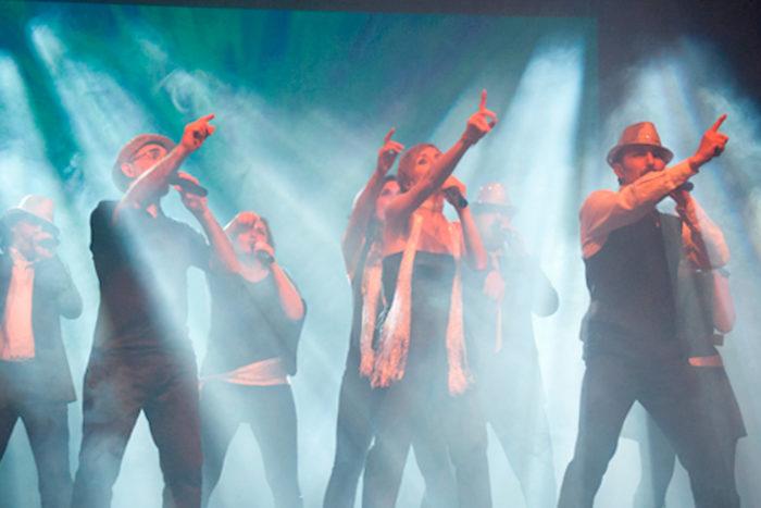 DiverSongs Cia. Petit Comité Espectacle musical
