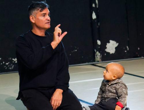 Taller de dansa per a famílies amb Omar Meza