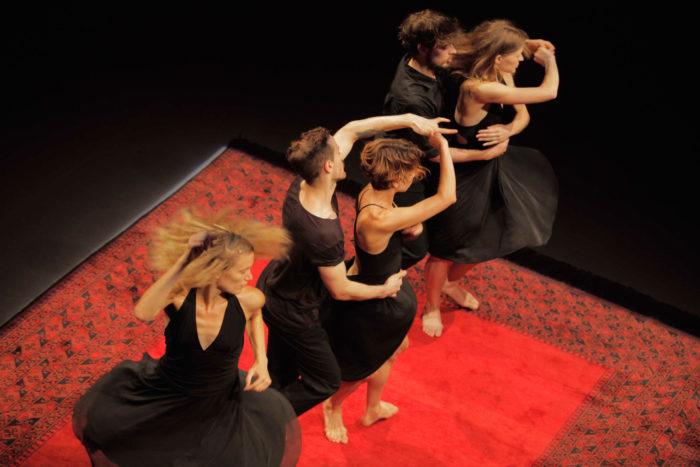 Emanuel Gat Sacre Dansa contemporània