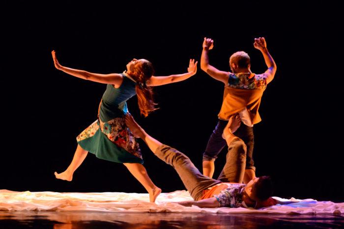 Nudos Da.te Danza Quinzena Metropolitana