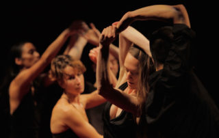Taller de dansa amb Emanuel Gat