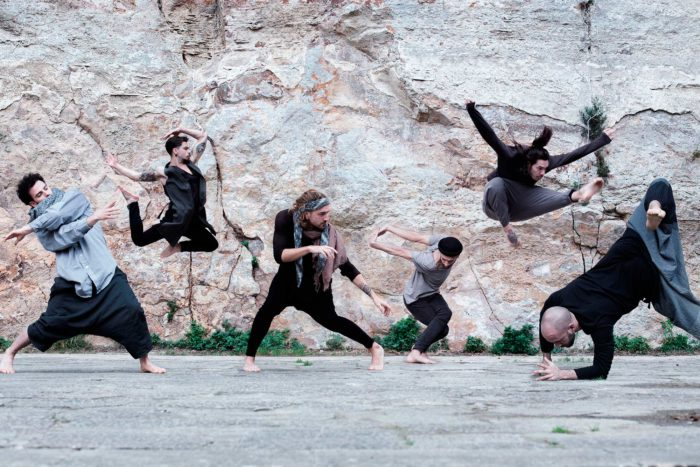 Iron Skulls Danza contemporània