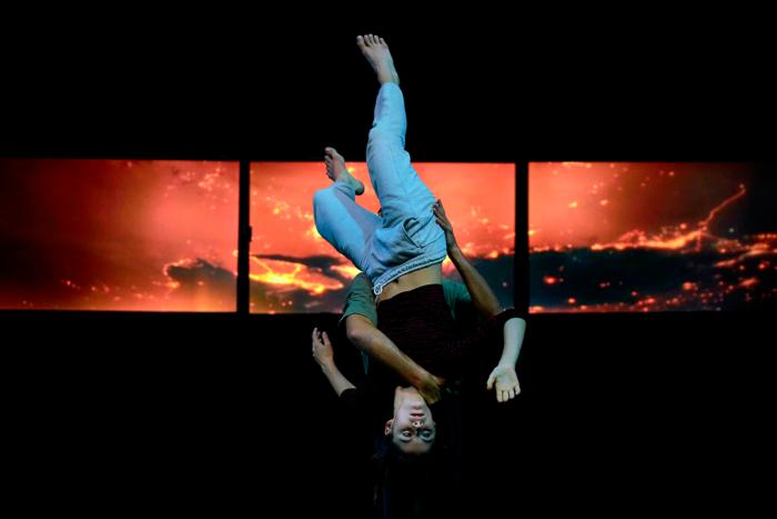 Beyond Lava Compañia de Danza