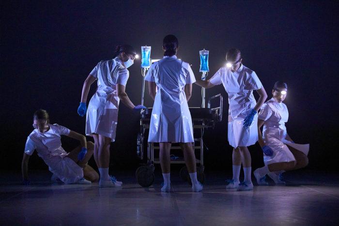 Ana Borrosa dansa contemporania