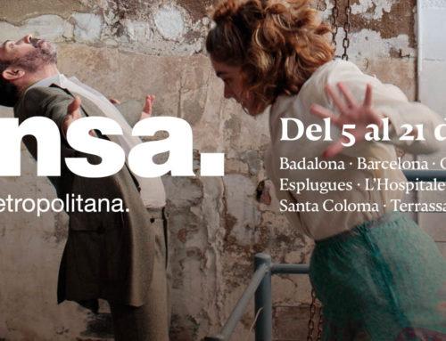 El SAT! participa a Dansa Metropolitana 2021